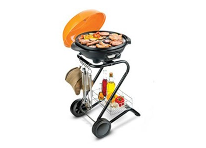 Delimano Chef In And Out Grill Pro - Gratarul electric pentru interior si exterior Delimano Chef Pro