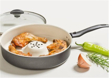 Delimano Ceramica Dry Cooker - &#1058;&#1072;&#1074;&#1072; &#1079;&#1072; &#1075;&#1086;&#1090;&#1074;&#1077;&#1114;&#1077;