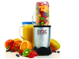 Magic Bullet me 7 aksesorë