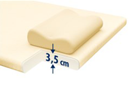 Mattress Dormeo Renew 3,5cm - Saltea Dormeo Renew