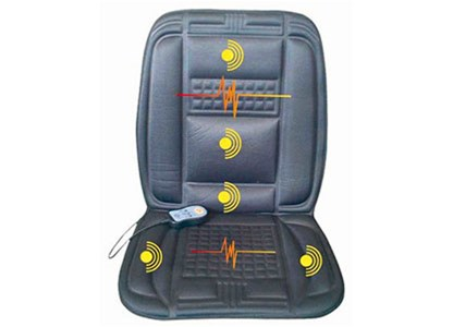 5 Motors Massage Cushion With Heat - Подлога за масажа